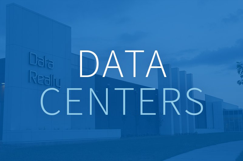 Data Realty data center outside view